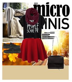 """New Trend: Micro Mini Skirts"" by sofy02 ❤ liked on Polyvore featuring UGG Australia, Bobbi Brown Cosmetics, Athleta, Vans, vans and microminis"