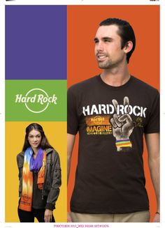 #ImagineNoHunger initiative Rockshop Merchandise (Limited edition)