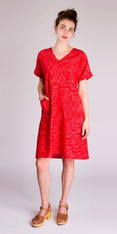 Tea House dress/top pattern