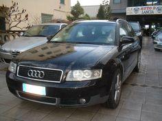 "Audi A4 AVANT 1.9 TDI 130cv ""AUTO D"" a 4.000 Euro | Station Wagon | 200.000 km | Diesel | 96 Kw (130 Cv) | 11/2002"
