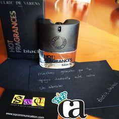 ¡¡¡Gracias a ti por este regalito!!! ✨ @sqCommunication #ArnyRegalos