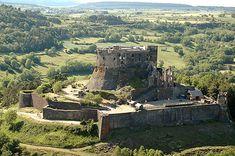 Chateau de Murol, Auvergne, Puy de Dome castle - France