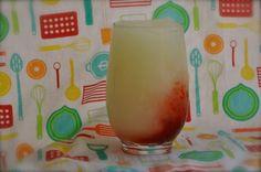 Mcdonalds frozen strawberry lemonade