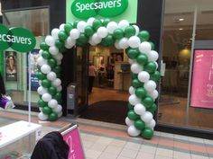 Balloon Arch for #Specsavers #ireland