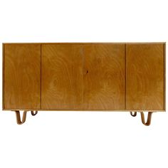 Cees Braakman DB02 Combex Credenza for UMS Pastoe, 1955 | From a unique collection of antique and modern credenzas at https://www.1stdibs.com/furniture/storage-case-pieces/credenzas/