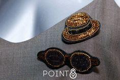 PETOOR X SERAPHIMA Capsule Collection Brooch, Collection, Jewelry, Fashion, Jewellery Making, Moda, Jewelery, Brooches, Jewlery