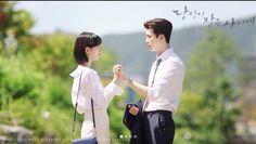 While you were sleeping Lee Jong Suk and Suzy K drama