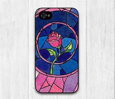 Beauty And The Beast Rose iPhone 4 case Disney by iCaseBeauty, $6.99