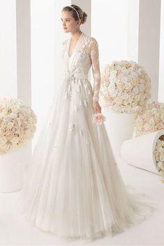 hijab bridal gowns