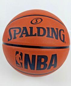95c76e96cc9 Spalding NBA Logoman Soft Grip Basketball - Oranje