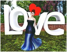 Fashion in SL by Luah Benelli