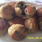 Polpette olive e pollo