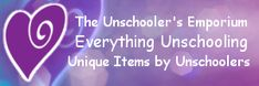 The Unschooler's Emporium - Everything Unschooling - Unique Items by Unschoolers  The Natural Child Project