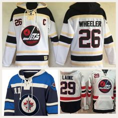 Winnipeg Jets NHL Hockey Team Apparel Hoodies