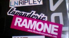Sticker marketing per Lavanderie Ramone