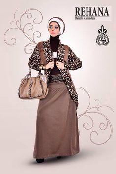 stylish hijab style