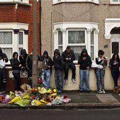 Foto inquietanti delle scene del crimine di Londra