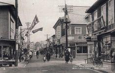 Gwangju 광주 본전통 거리 1920년대 - 간판 역사 100년, 진귀하고 흥미로운 이야기 1.근대 간판디자인 [디자인 : 디자인 매거진] KMUG