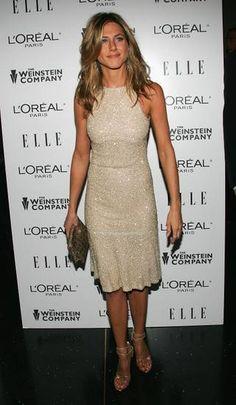 Jennifer Aniston em 2005 (Getty Images)