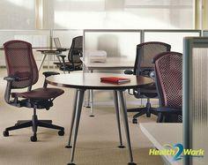 Herman Miller Celle ergonomische bureaustoel