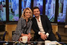 Ayear after Kelly Ripa went solo following Michael Strahan's drama-filled exit, she is getting a new permanent co-host on Live With Kelly, American Idol veteran Ryan Seacrest. The popular sy…