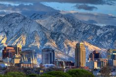 Mention the name Salt Lake City, and most people probably think of great skiing, the Mormon Tabernacle Choir, and gorgeous views with the Rocky Mountains as a backdrop.