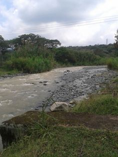 Rio Pance situado en la ciudad de Cali Valle