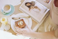 Breakfast with Kinfolk #photography #coffee #vintage