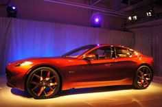 Fisker Atlantic EV unveiled in New York City...more affordable version of the Karma.