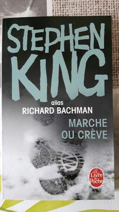 Stephen King Marche ou crève ❤