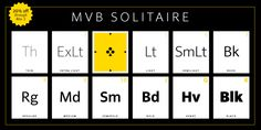 MVB Solitaire