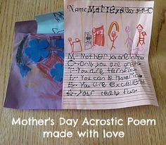 What was the most awesome thing you received this Mother's Day?