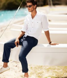 34 Best Beach Wedding Male Guest Attire Images Wedding Outfits