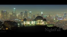 An Amazing Spectacle of L.A. Lights That You Need to See to Believe