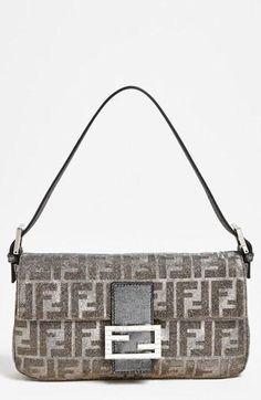 d9a24d3f4c0 Fendi Lurex® Baguette available at · Stylish HandbagsBest ...