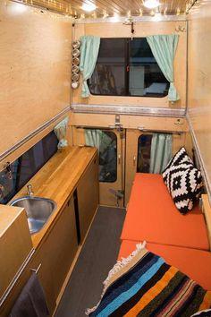 Adventure truck hard-side pop-up camper Land Rover Defender, Pickup Camper, Camper Van, Mini Camper, Camper Life, Truck Bed Camping, Truck Tent, Rv Truck, Truck Camper Shells