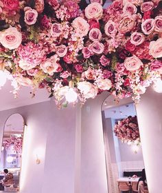 Prettiest cafe interior in London
