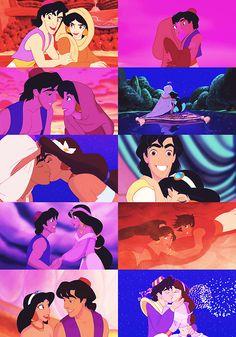 Aladdin & Jasmine ❤