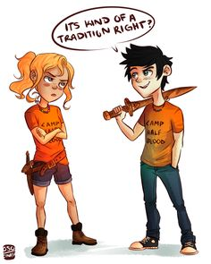 possibly the cutest percabeth picture ive ever seen