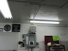 Best Garage Lighting Ideas Indoor And Outdoor See You Car From New