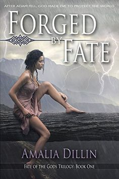 Forged by Fate (Fate of the Gods Book 1) - http://freebiefresh.com/forged-by-fate-fate-of-the-free-kindle-review/