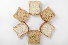 ¡En la unión está la fuerza! Pan de molde estilo rústico y pan de molde blanco #singluten de #Genius