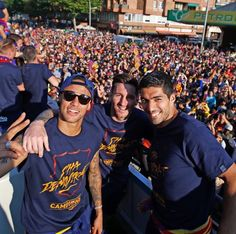#CampionsFCB 2015/16  #messi #neymar #suarez #laliga