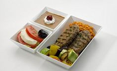 I have to agree with this one!  Turkish Airlines' meal was voted the best by passengers in a study by flight comparison website Skyscanner