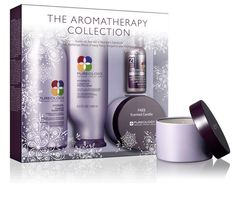 Buy a Pureology Serious Colour Care holiday box set or regular shampoo and conditioner at Audacious Salon and receive a $10 gift card for your next service!