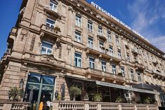 This grand hotel dating to 1902 is all old-school hospitality. Hotels And Resorts, Best Hotels, Leadership Excellence, Local Music, Zeppelin, Park, The Locals, Germany, Street View