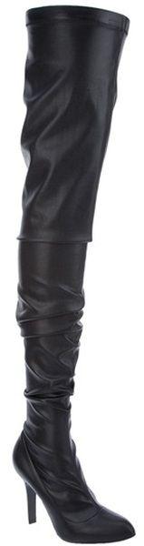 STELLA MCCARTNEY Thigh High Boot   dressmesweetiedarling