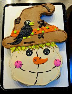 Cupcake cake Cupcake Cookies, Ladybug Cupcakes, Kitty Cupcakes, Snowman Cupcakes, Giant Cupcakes, Birthday Cupcakes, Pull Apart Cupcake Cake, Pull Apart Cake, Halloween Sweets