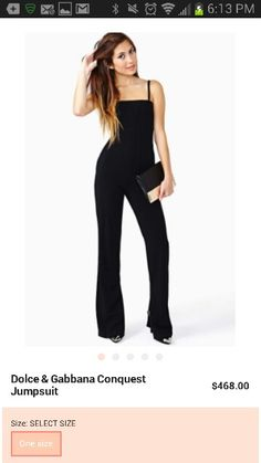 868a55cf757f Not a dress fan but still want to look smart  Grab a dressy jumpsuit from  Nasty Gal. black and white jumpsuits.