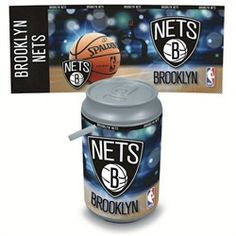 Brooklyn Nets Cooler Extra Large 5 Gallon Cooler